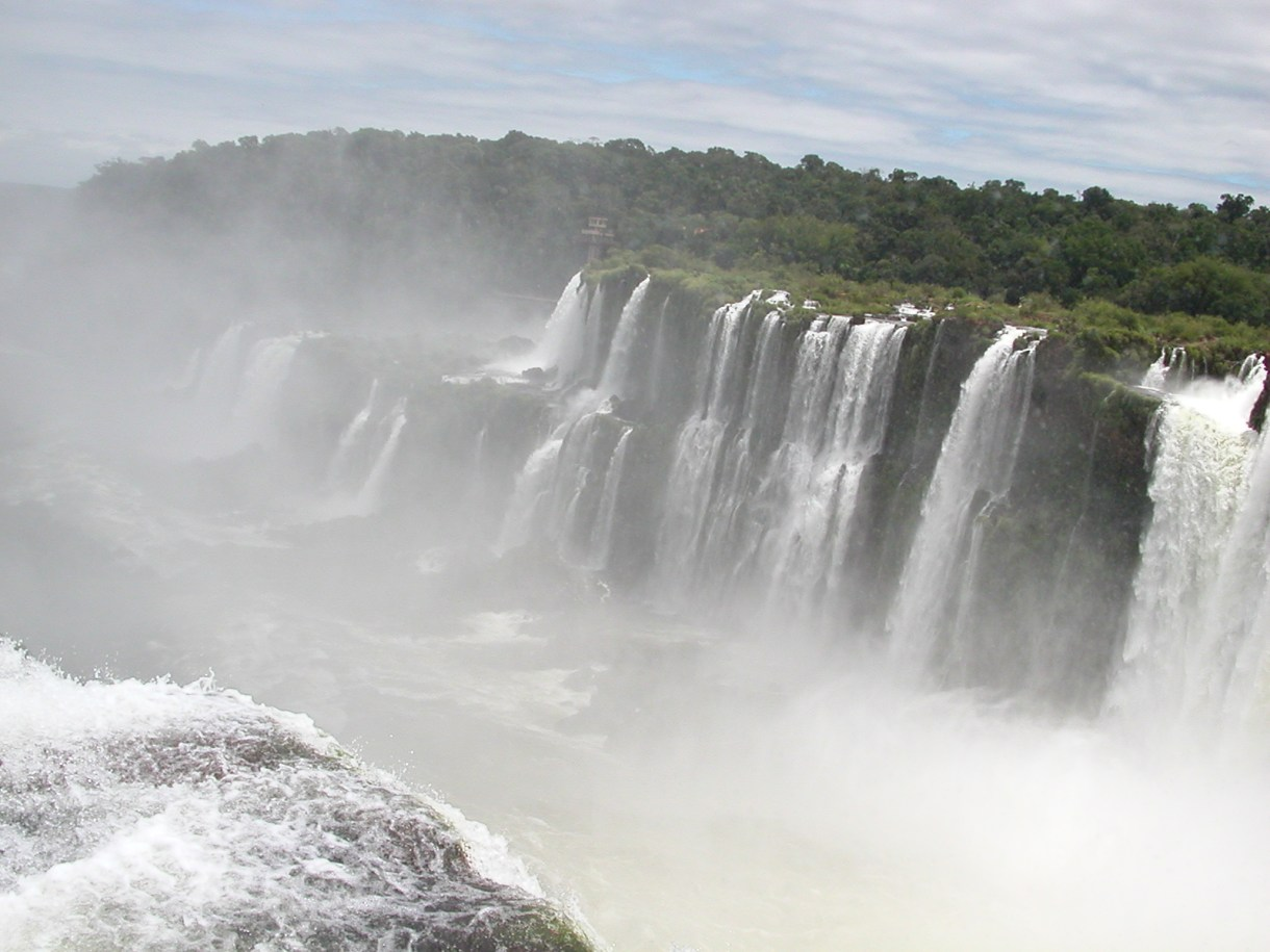 Argentina (604) Iguazu Falls