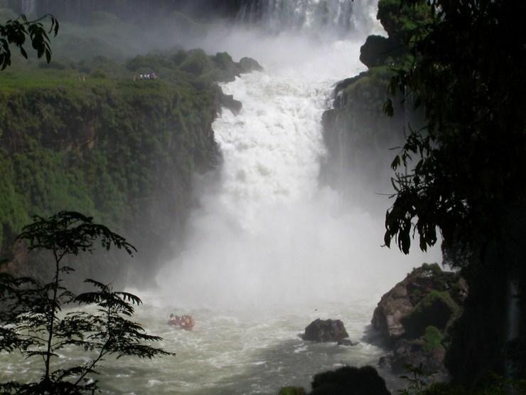 Argentina (625) Iguazu Falls Devil's Throat