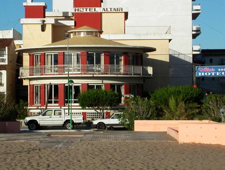Hotel Altair, San Clemente, Argentina