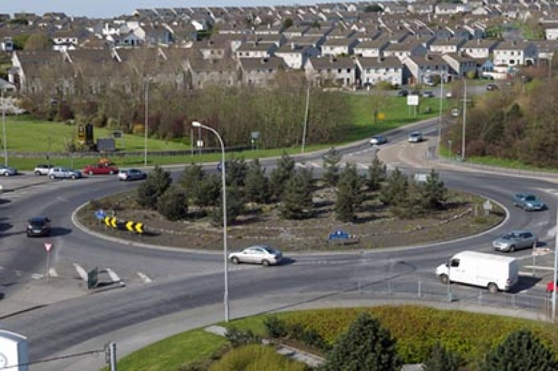 Roundabout Galway