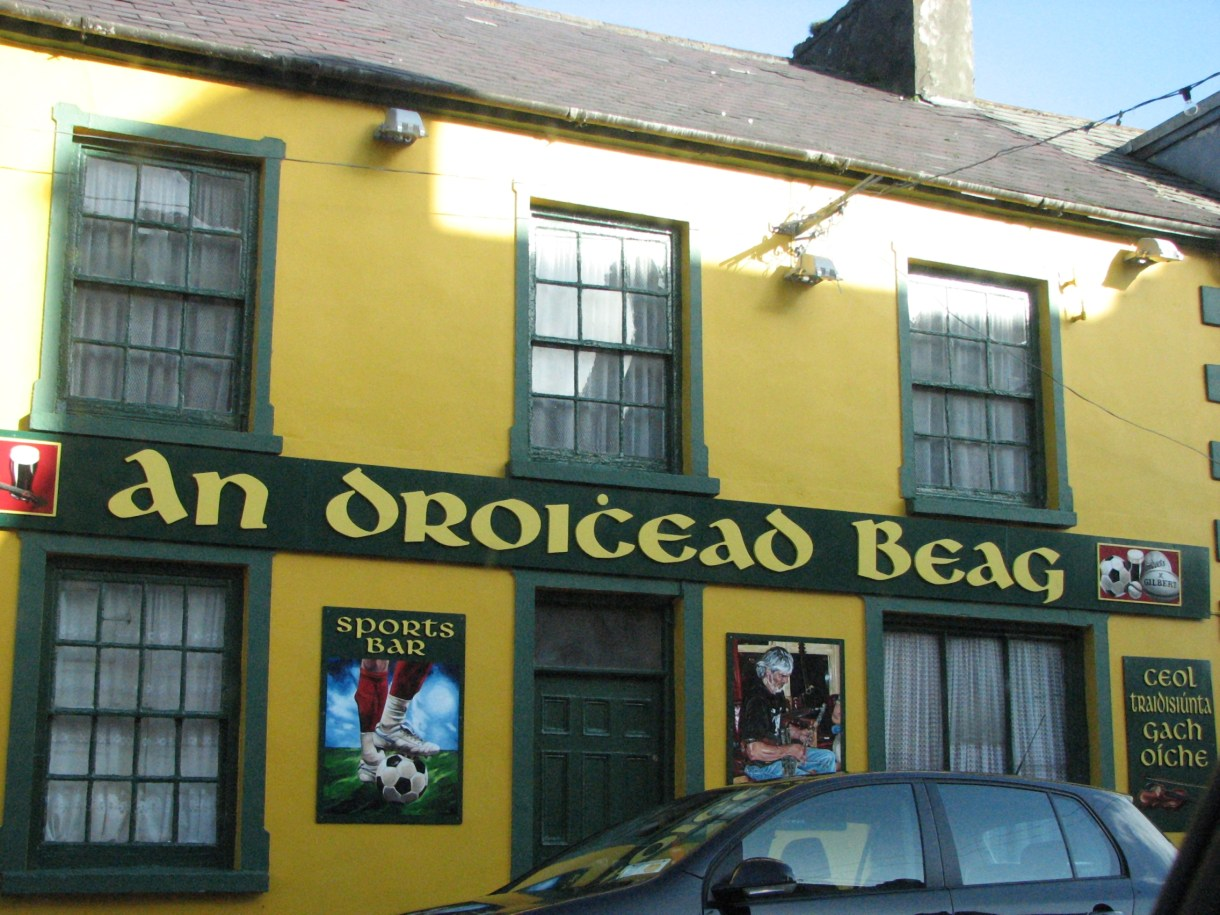 2794 Traditional Pub, Dingle~