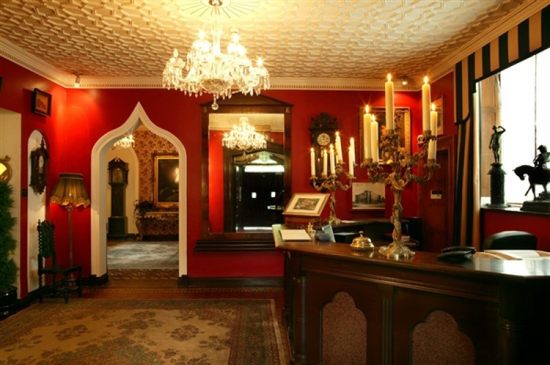 Cabra Castle Foyer~ - Copy