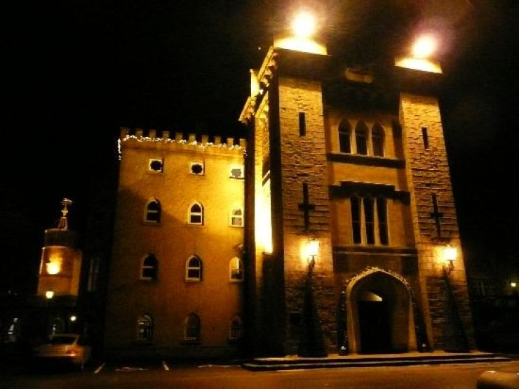 Cabra Castle Night~ - Copy