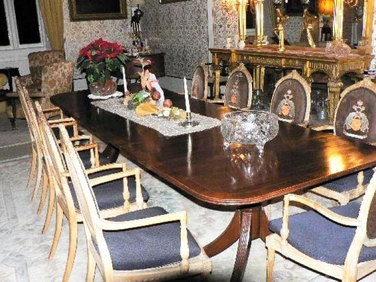 Cabra Castle Private Dining Rm~ - Copy