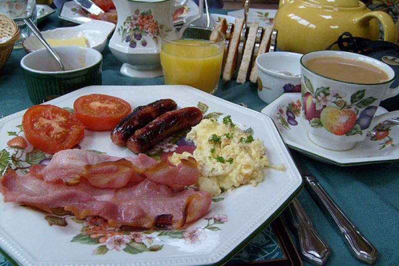 Full Irish Breakfast~