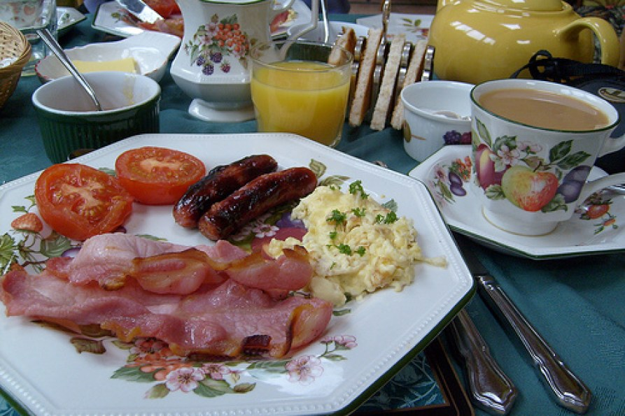 Full Irish Breakfast~