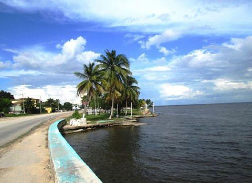Corozol Town