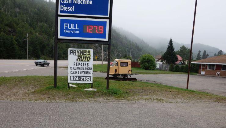 DSC06368 Expensive Gas