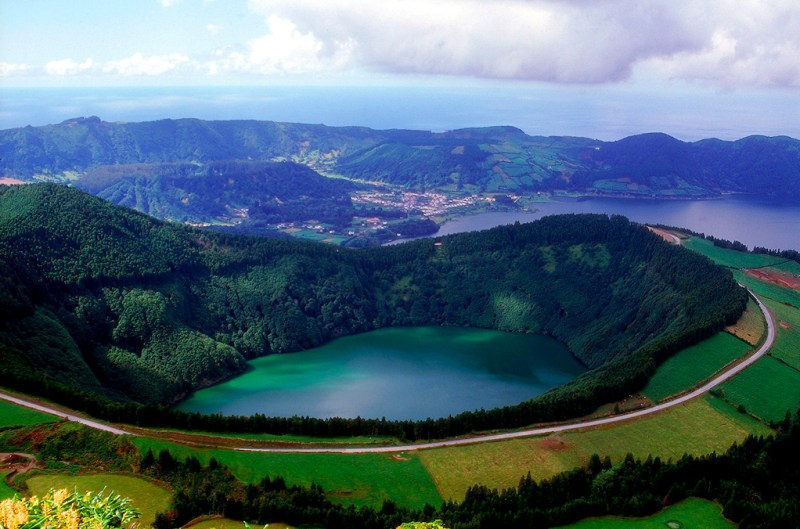 Azores Volcanic Dip Sao Miguel Island & Love My Island