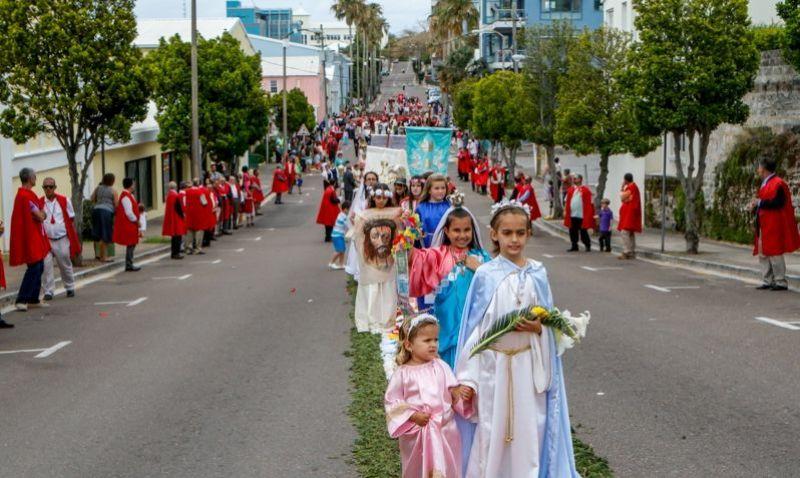 Santo Cristo Dos Milagres Festival Bermuda May 18 2014 105