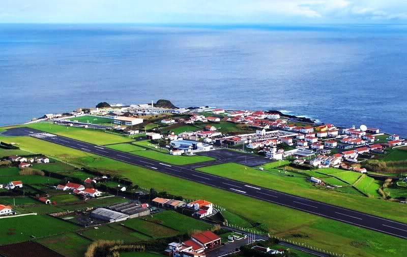 Flores Air Strip