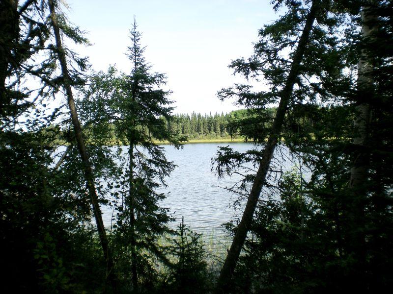 N Sask Lake