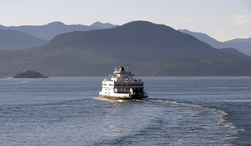 Bc Gulf Islands Ferry