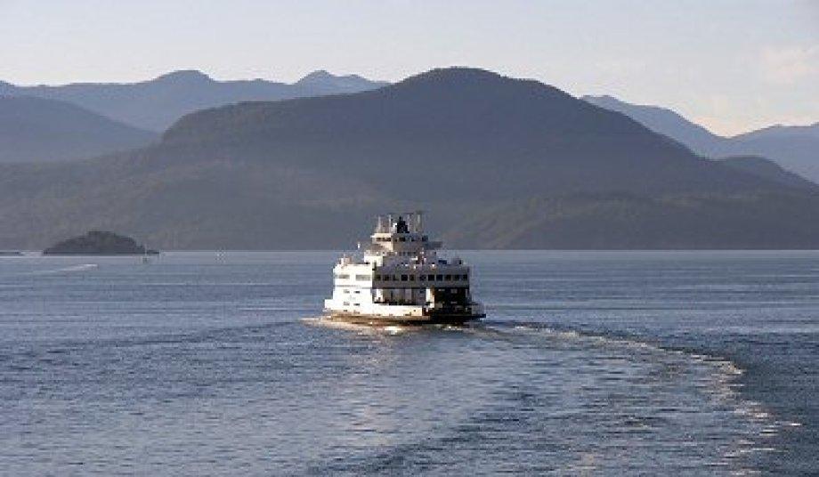 Bc Gulf Islands Ferry