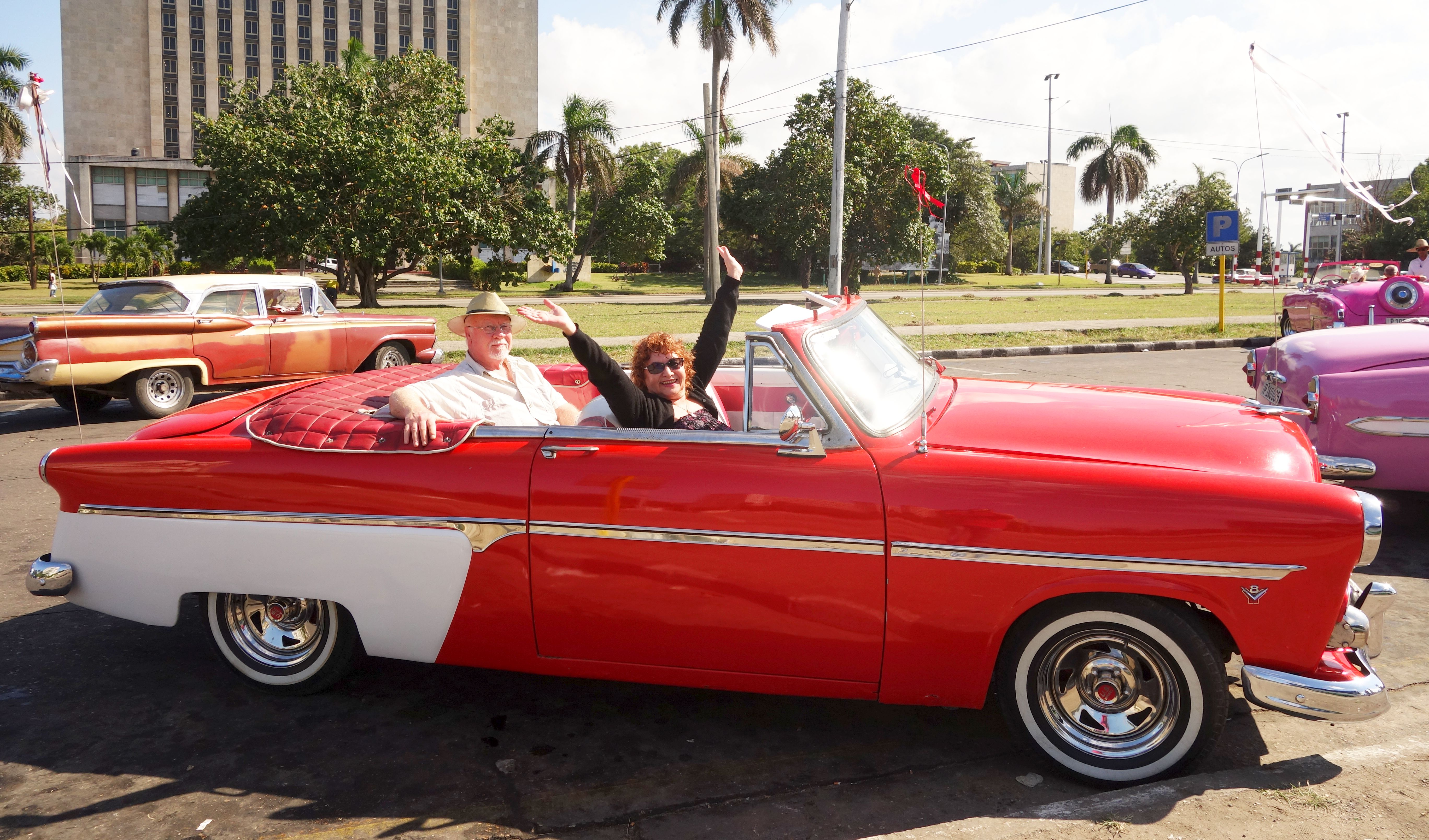 CUBA: Let\'s Do The Time Warp Again... It\'s A Jump To The Left ...