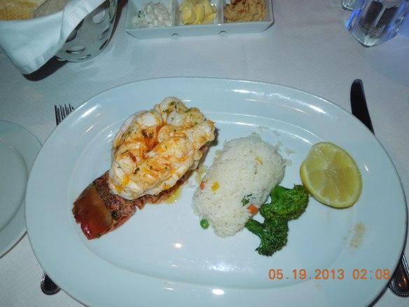 美味龙虾歺