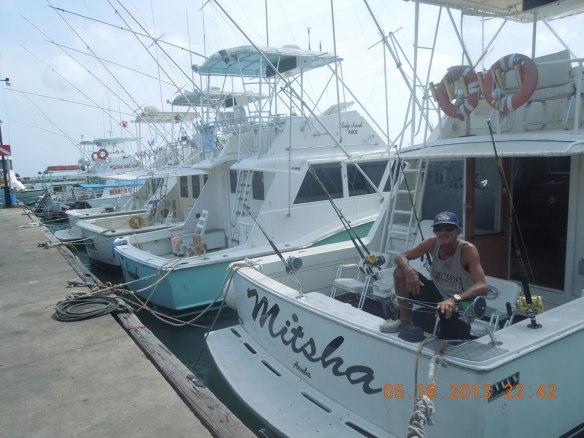 深海钓鱼船