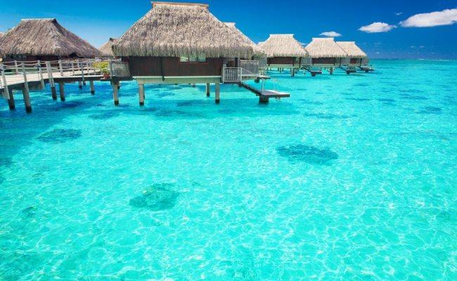 Bora Bora Travel Guide Society Islands French Polynesia