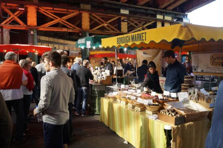 Favoriete food markets