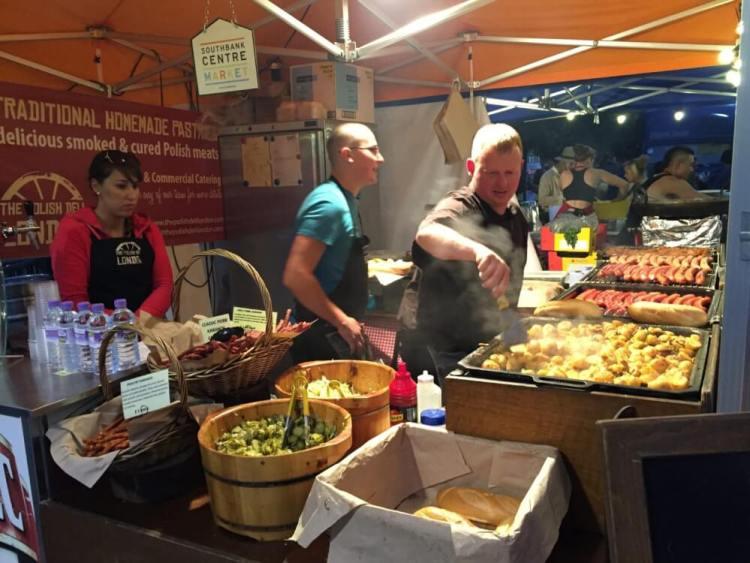 Favoriete food markets
