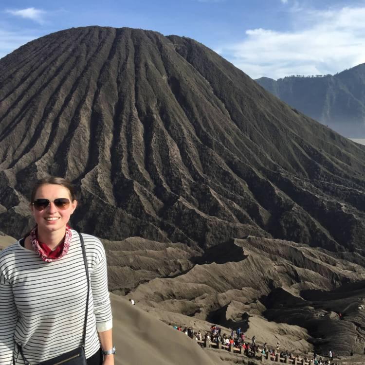 Indonesië Bromo vulkaan