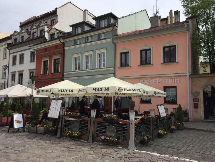 Kazimierz, Krakau Polen