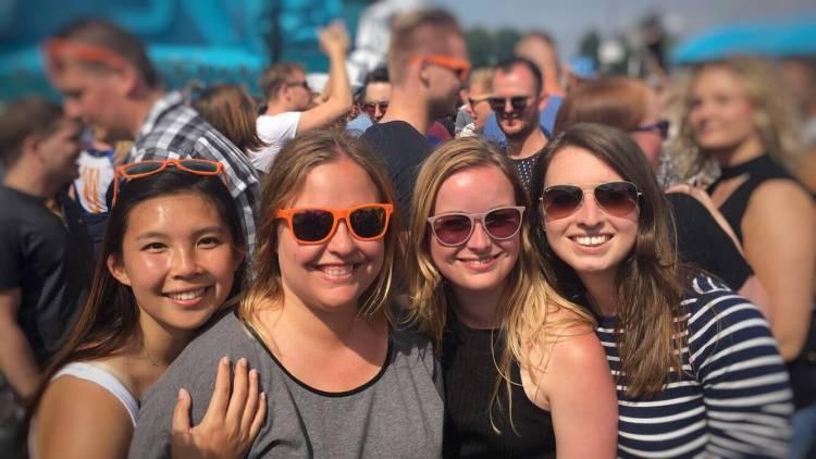 Flying dutch Rotterdam 2017