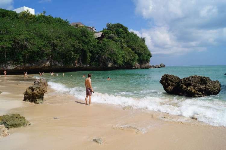 Mooiste stranden Bali Padang Padang