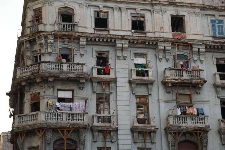 Huizen Cuba