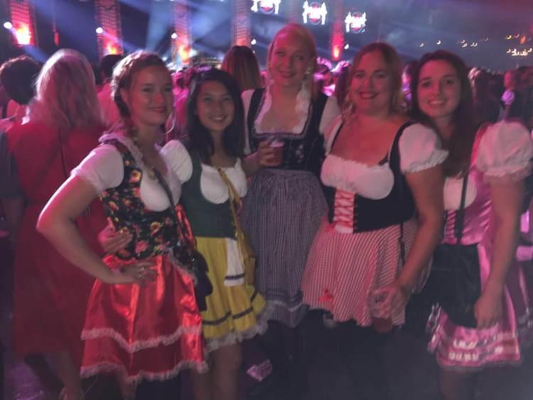 Travel Diary: Oktoberfest