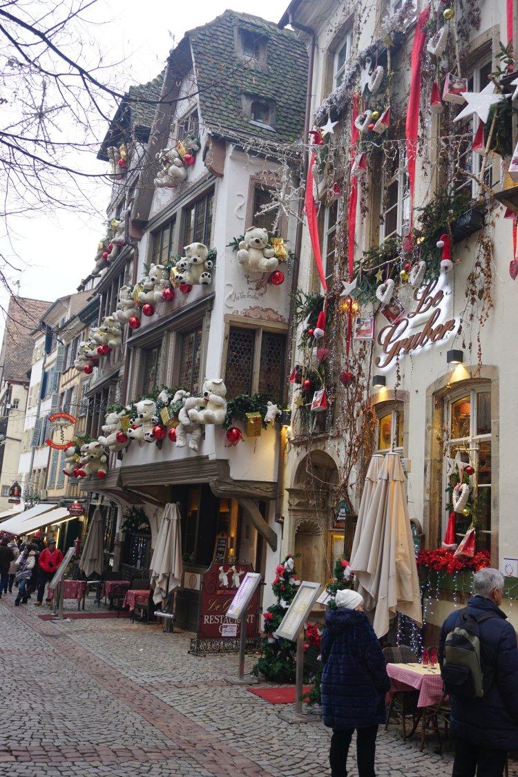 Kerstmarkten Straatburg