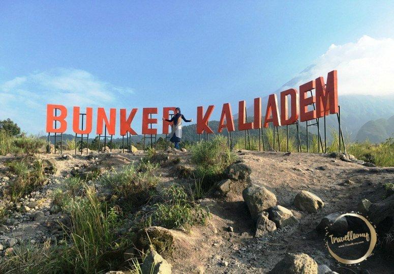 Cerita Bunker Kaliadem di Kaki Merapi