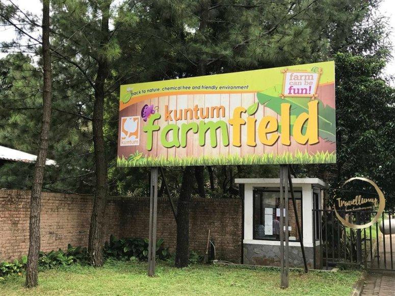 Kuntum Nurseries Farmfield, Tempat Wisata Alam Untuk Anak di Bogor