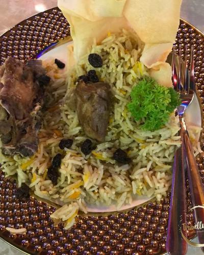 Sahara, Restoran Arab Unik di Surabaya