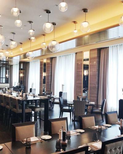 Review Spectrum Fairmont Hotel Jakarta