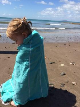 Baby travel items - hamamma towel