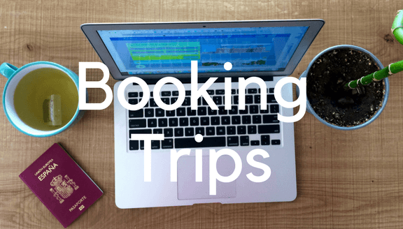 Booking trips - Travel Mad Mum