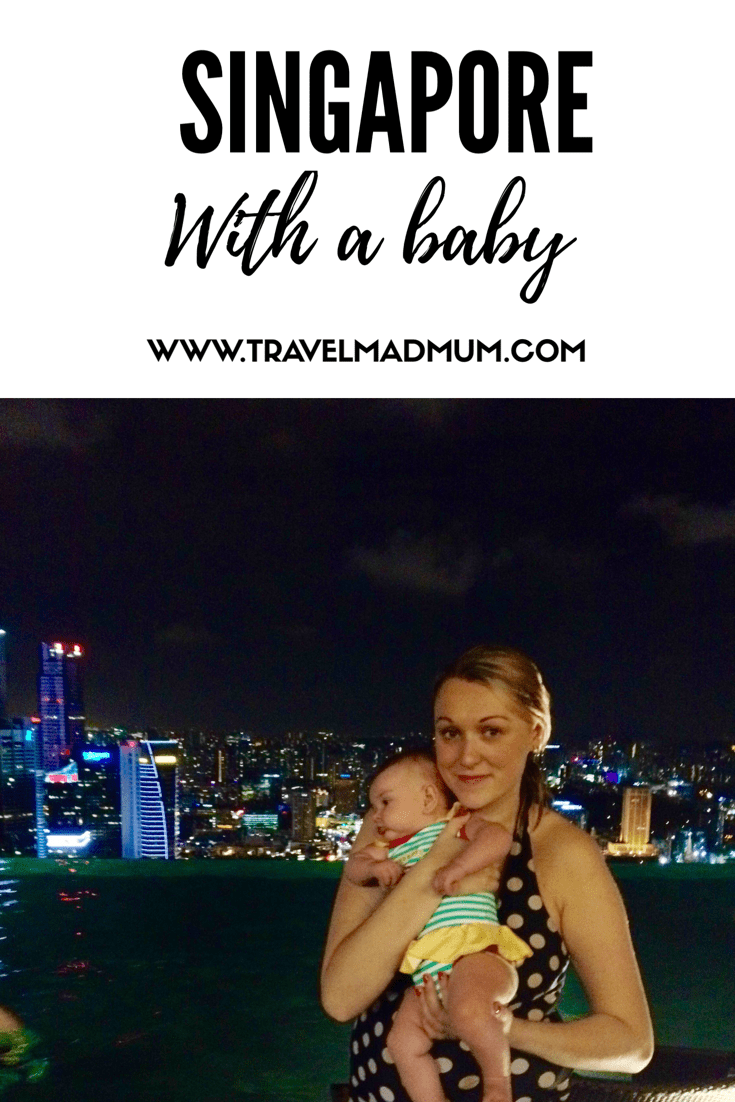 Singapore with a baby