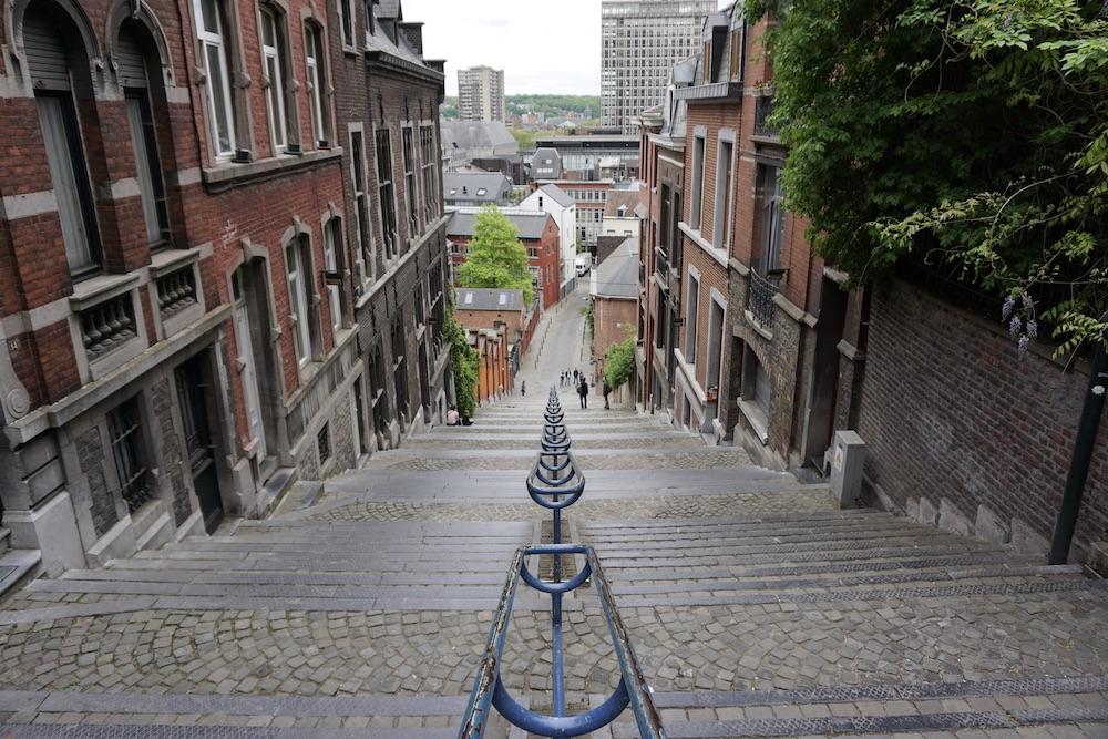 Stedentrip Luik België