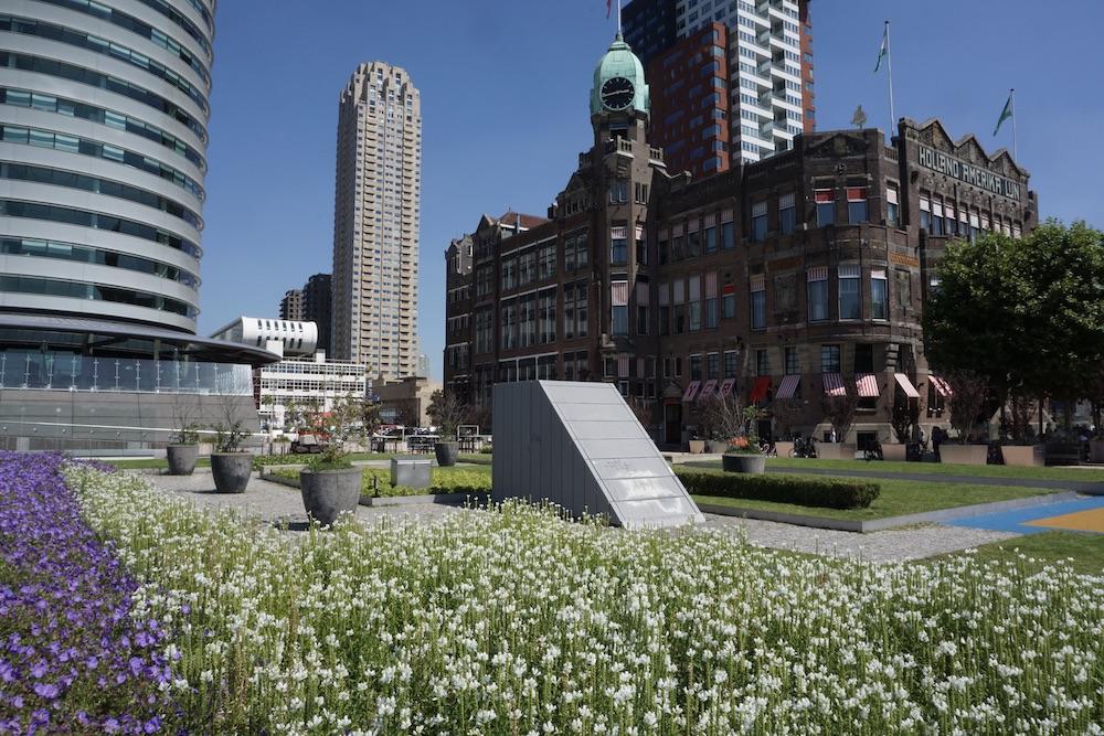 Hotel New York Rotterdam Nederland