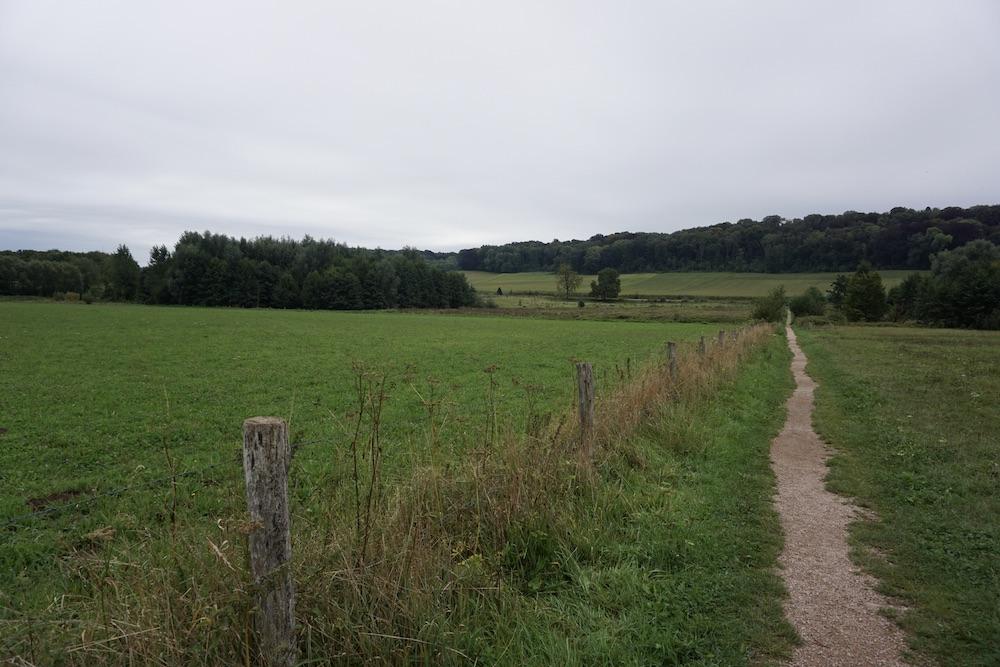 Kasteelwandeling Genhoes Valkenburg Zuid-Limburg Nederland