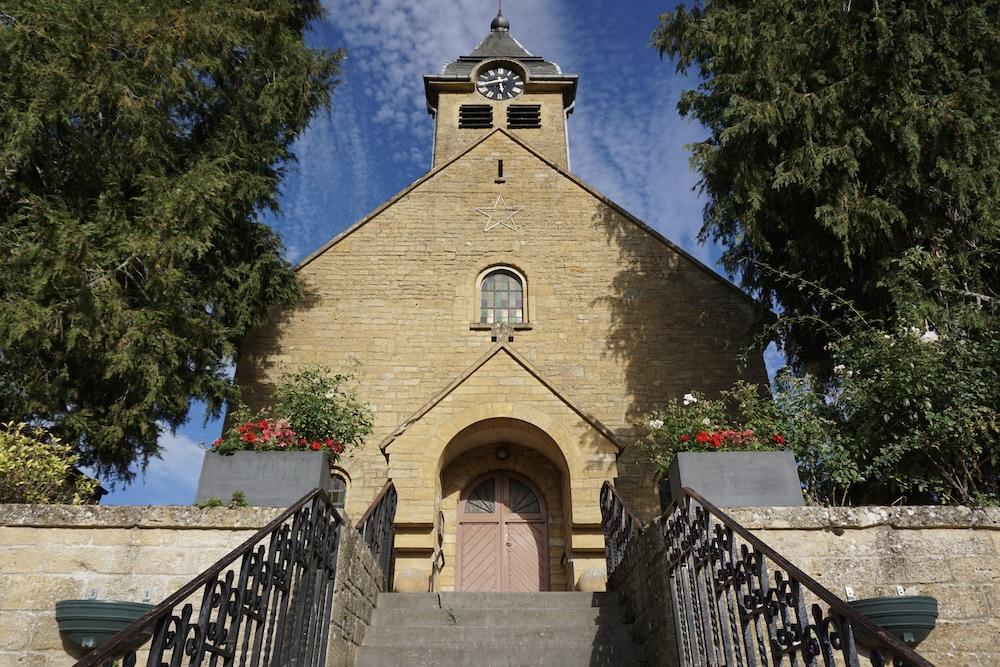 Église Saint-Michel Torgny België