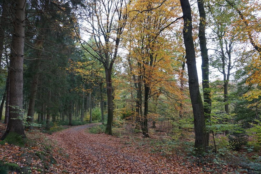 Promenade des Trois Bornes Zuid-Limburg Nederland