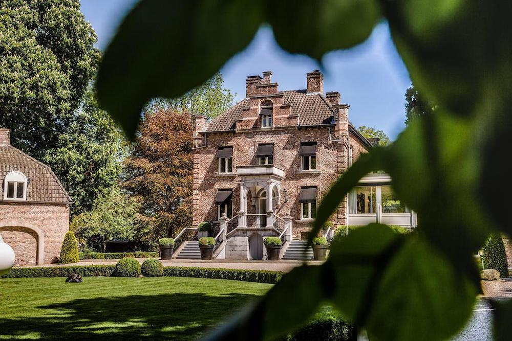Kasteeltje Hattem Roermond Nederland