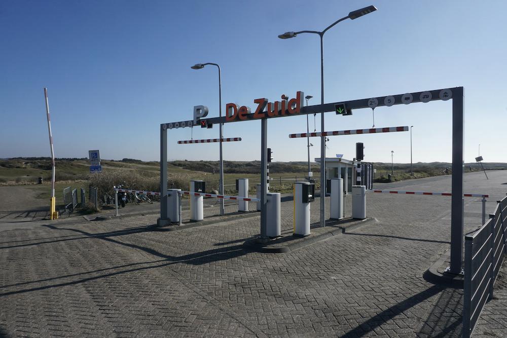 Parkeerterrein De Zuid Zandvoort
