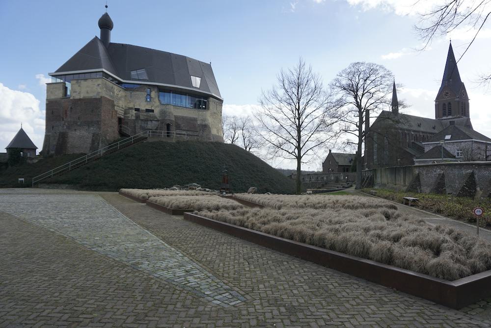Elfstedentocht Limburg Kasteel De Keverberg Kessel