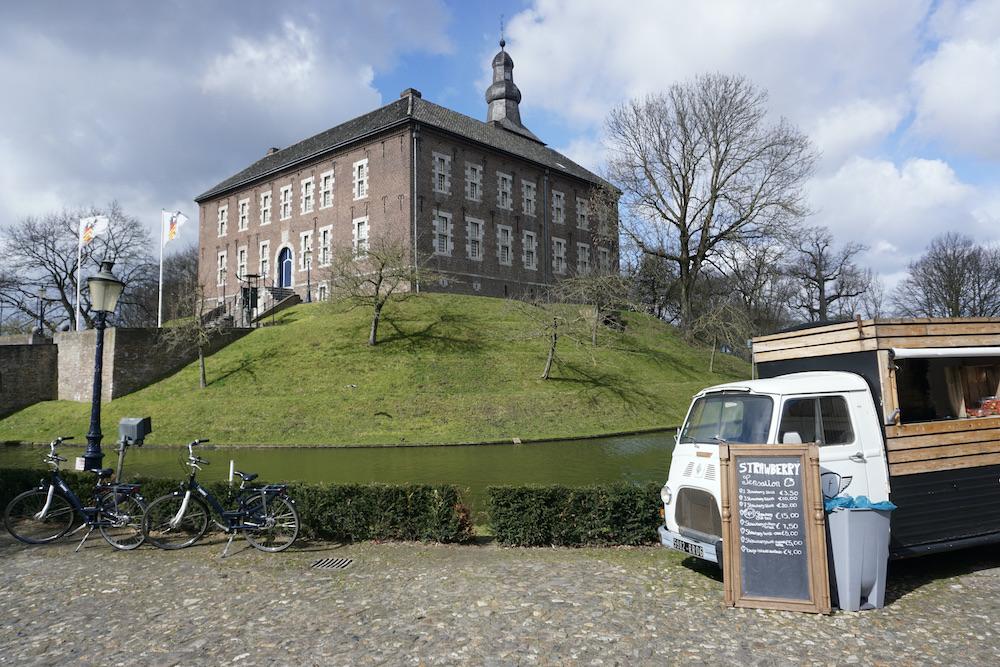 Elfstedentocht Limburg Kasteel Limbricht