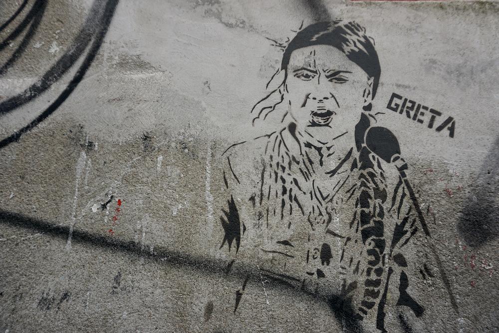 Street art Amsterdam Noord NDSM