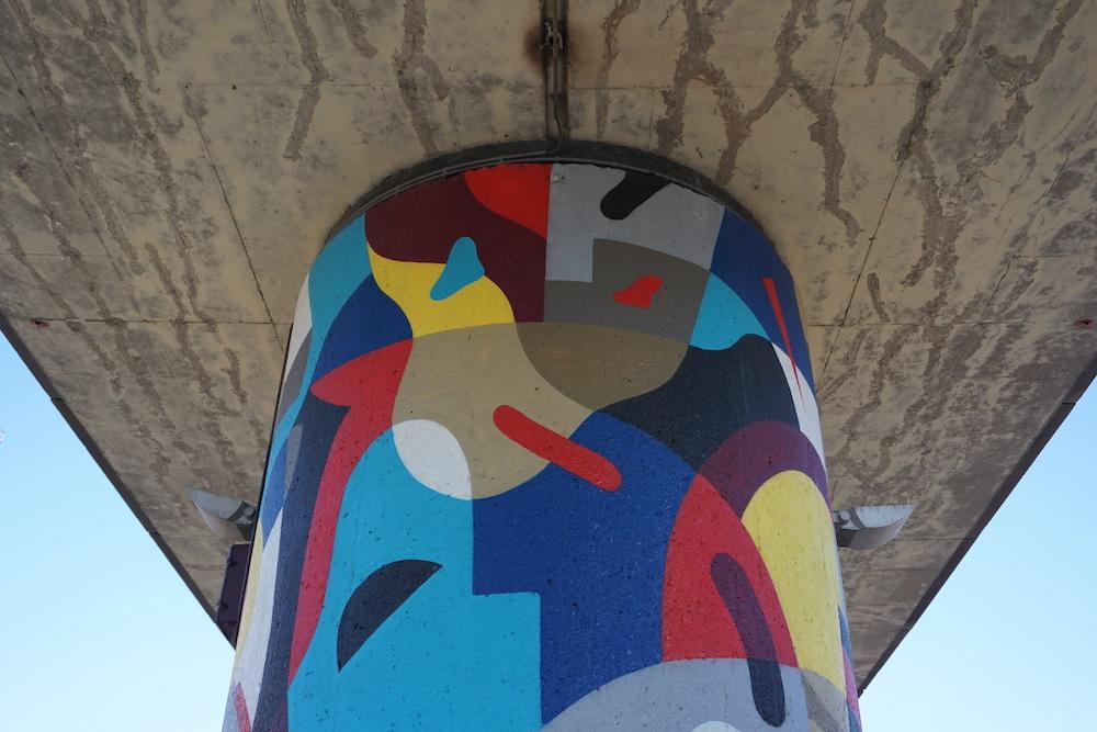 Street art Rotterdam Afrikaanderwijk