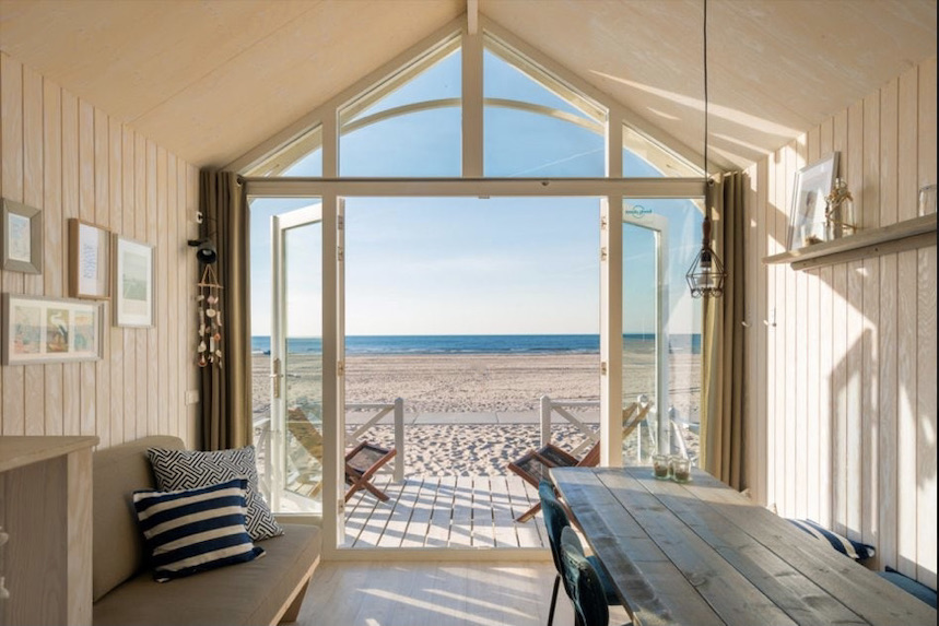 Vakantiepark Kijkduin Roompot LARGO Beach Houses Den Haag